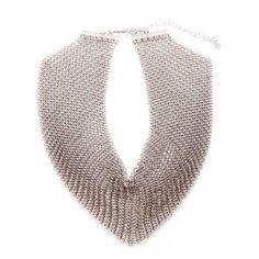 Ferrara Mesh Necklace