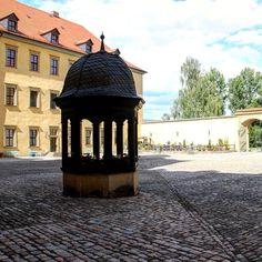 Im Schlosshof #moritzburgzeitz #moritzburg #zeitz #ilovezeitz #sommer #sommersonnesonnenschein