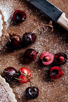 Cherry And Elderberry Clafoutis - Christiann Koepke Summer Fruit, Summer Desserts, Quick Bread Recipes, Baking Recipes, Food Photography Styling, Food Styling, Fruit Recipes, Cake Recipes, Coffee Cake Muffins