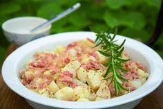SLAAIE Hawaiian Dishes, Curry Noodles, High Tea, Diy Food, Pasta Dishes, Kos, Macaroni, Salad Recipes, Potato Salad