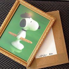 Snoopy frances