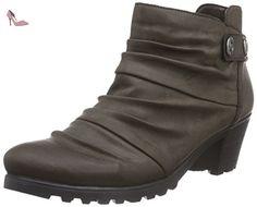 Rieker Y8063, Bottes Classiques Femme - Marron (mud / 25), 37 EU - Chaussures rieker (*Partner-Link)