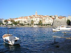 Korcula, Croatia. What an absolutely gorgeous place!