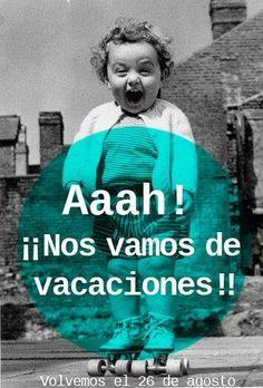 ¡vacaciones!!!