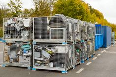Disposal Services, Recycling Facility, Electronic Recycling, Tear Down, Locker Storage, Street View, Electronics, Auburn, City