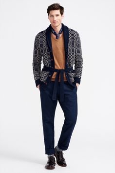 J.Crew men's fall/winter 2016 collection.