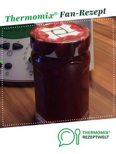 Kirschmarmelade Cherry jam from Kerge. A Thermomix ® recipe from the Sauces / Dips / Spreads category www.de, the Thermomix® Community. Healthy Food List, Healthy Eating Tips, Healthy Nutrition, Nutritional Yeast Recipes, Nutritional Supplements, Milk Shakes, Dessert Ww, Dips, Sauces