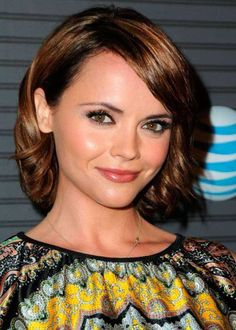 christina-ricci-bob-hairstyle-cute2015 | Best Hairstyles Design - most popular hairstyles