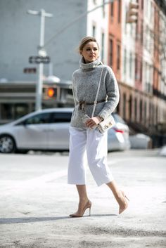 Style Inspiration: NYFW Street Style FW15
