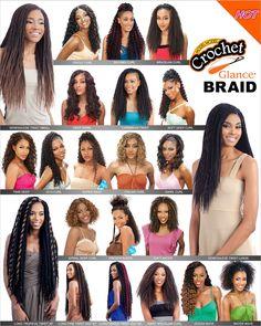 Synthetic Hair Braids Glance Deep Swirl - Samsbeauty