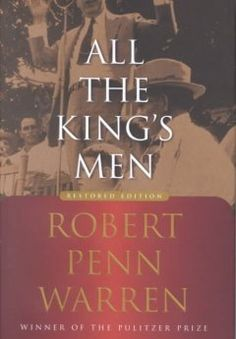 All the king's men by Robert Penn Warren.  A dynamic backwoods lawyer batters his way into the governor's mansion, where he uses his unprincipled charm to become a brutal dictator.