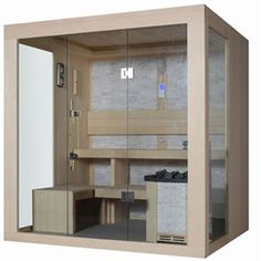Fínska sauna Luxury Praha