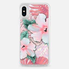 Aloha Fade Peach - Classic Grip Case #iphone8case,