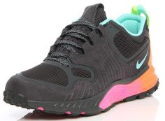 Nike Zoom Talaria 2014 Anthracite/Hyper Turquoise 684757-001 (3)