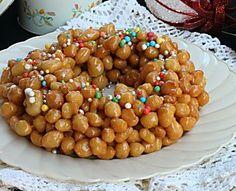 STRUFFOLI NAPOLETANI ricetta originale | dolce di natale tradizionale