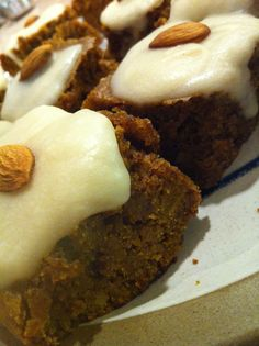 Paleo Gingerbread Pumpkin Cake