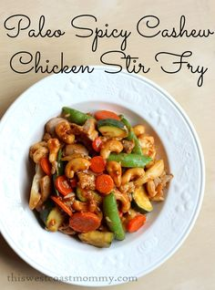 Besides the homey comfort of a good stir fry, I also love how infinitely adaptable stir fries are with whatever you happen to have on hand.