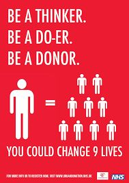 organ donor - many lives, not only one! Organ Donation Poster, Blood Donation Posters, Donation Quotes, Nerve Disorders, Organ Transplant, Dialysis, After Life, Create Awareness, Blood Drive