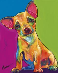 Ron Burns - America's Favorite Animal Artist. I love his work!