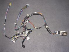 96 97 98 honda civic oem coupe a t dash wiring harness pinterest rh pinterest com
