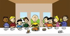 "Peanuts 55 Pop Culture Parodies Of ""The Last Supper"" Last Supper Art, The Last Supper Painting, Da Vinci Last Supper, Pop Art, 6th Grade Ela, Losing My Religion, Lego, Lucky Luke, Famous Artwork"
