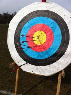 My first attempt at 70m :) — at Assheton Bowmen.