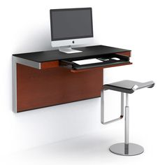 Sequel Wall-Mounted Desk
