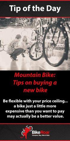 Tips on Buying a New Bike: Finding the best value #BikeRoarTOD