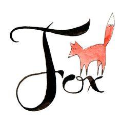 F comme Fox Apprends l'alphabet en jouant : quel par SadlerAlison