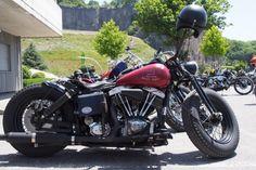 Shovelhead | #Bobber Inspiration - #Bobbers and Custom #Motorcycles | saltadkaramell November 2014