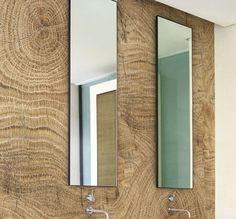 Beautiful vanity wall