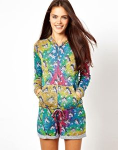 River Island My Little Pony Playsuit