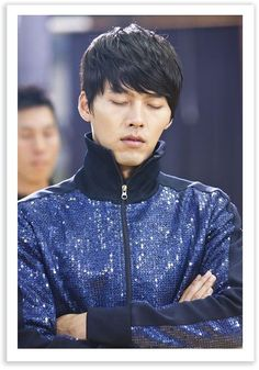 Hyun Bin<3 You don't understand...this was painstakingly hand-stitched by an artisan in Italy.