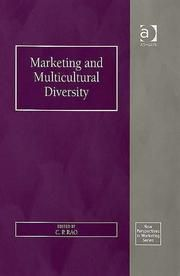 Rao, C. P.: Marketing and Multicultural Diversity