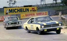 XT Holden Australia, Old Police Cars, Aussie Muscle Cars, Ford Falcon, Sports Sedan, Sedans, Ford Gt, Vintage Racing, Falcons