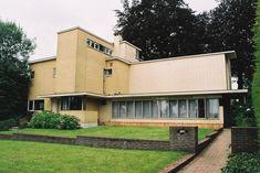 Architectenwoning Fernand Brunfaut - Erfgoedobjecten - Inventaris Onroerend Erfgoed