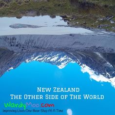 New Zealand the other side of the world from the UK but worth the journey. The place is just beautiful! @purenewzealand