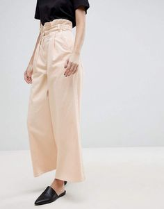 Industrious 2018 New Fashion Hot Sexy Charming Womens Office Loose Stretch High Waist Wide Leg Long Pants Pants & Capris