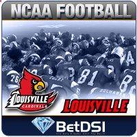 Louisville Cardinals 2014 Louisville Cardinals College Football Betting Lines & Odds National Championship Odds: 235-1 www.betdsi.com/...