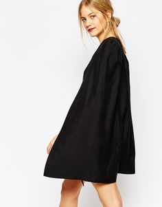 C/meo Collective Night Rider Dress in Black