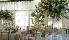 Preston Bailey Wedding Reception