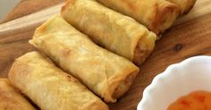 """Recipe Thai Spring Rolls """"Poh Pia"""" by Aussie TM5 Thermomixer, learn to make this recipe easily in your kitchen machine and discover other Thermomix recipes in Starters."""