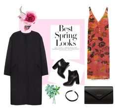 Go by riskisaumirf on Polyvore featuring polyvore, fashion, style, Non, Balenciaga, Gucci, Pierre Hardy, H&M and clothing