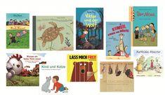 Vegane Kinderbücher