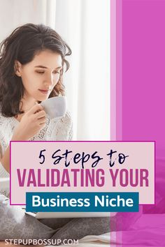 Want to ensure you have a profitable and validated business niche? Then follow theses 5 steps to validating your business niche to ensure it is profitable. Business Checks, Business Tips, Online Business, Way To Make Money, Make Money Online, Business Ideas For Beginners, Keyword Planner, Interest Groups, Tips Online
