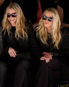 Mary-Kate i Ashley Olsen The Row Olsenki