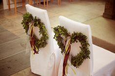 Blumenschmuck Kirche Hochzeit | Hochzeitsdeko in der Kirche | hôtelBlog