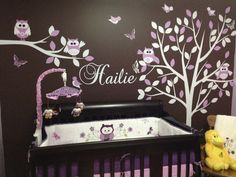Baby Girls Room!