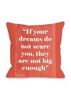 ideeli | ONE BELLA CASA Big Enough Pillow