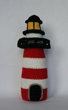 Ravelry: Lighthouse pattern by Christel Krukkert